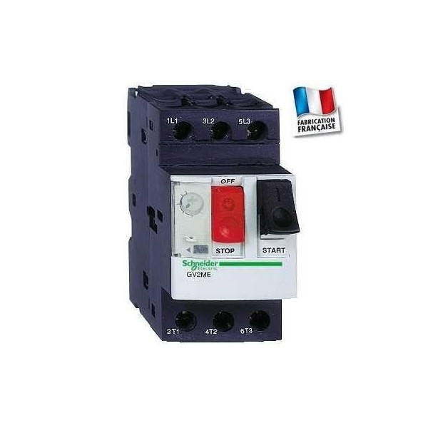 Disjoncteur GV2ME01