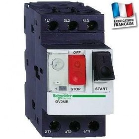 Disjoncteur GV2ME02