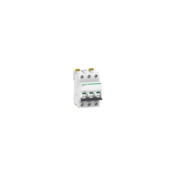 iC60N 3P 40A courbe C