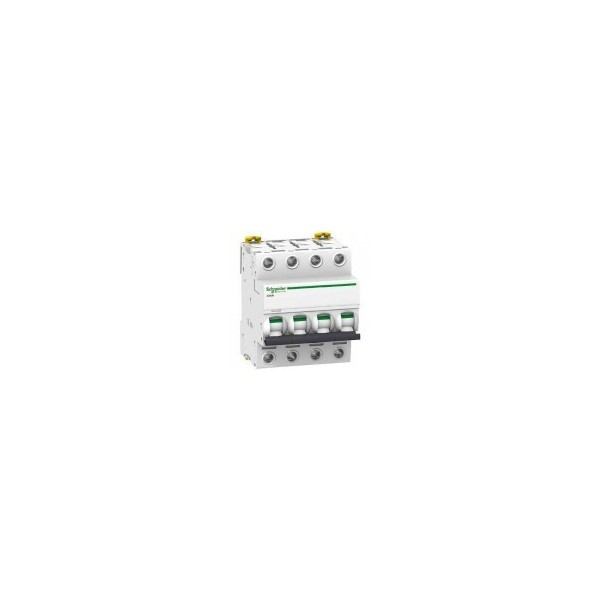 Acti9, iC60N disjoncteur 4P 10A courbe D