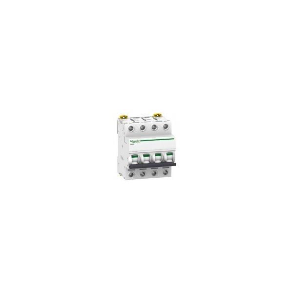 Acti9, iC60N disjoncteur 4P 20A courbe D