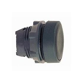 Tête de bouton poussoir - Ø22 - noir