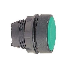 Tête de bouton poussoir - Ø22 - Vert