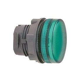 Tête de voyant - Ø22 - Vert