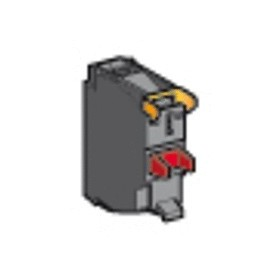 Bloc contact pour bouton - ZBE Ø22 - 1O