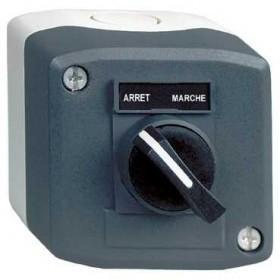 Boite à bouton Arrêt/Marche