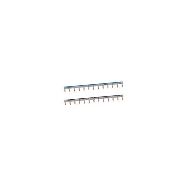 LEGRAND 404926 - Peigne d'alimentation hx³ - 1p - universel Ph ou N - long. 13 modules