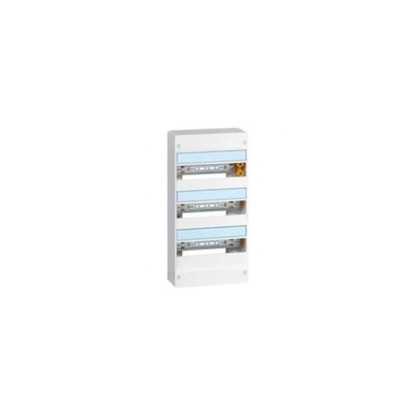 LEGRAND 401213 Drivia Tableau électrique 13 modules nu 3 rangées