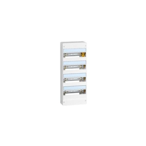 LEGRAND 401214 Drivia Tableau électrique 13 modules nu 4 rangées