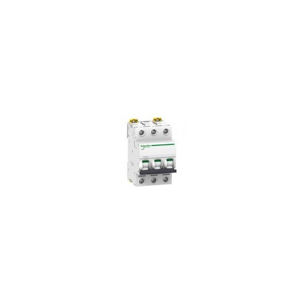 iC60N 3P 25A courbe C