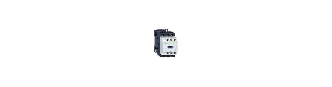 Contacteurs 0,06 kW à 75 kW -  TeSys D
