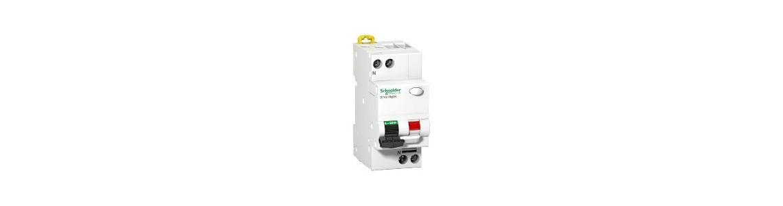 Disjoncteurs Différentiels et Interrupteurs Différentiels