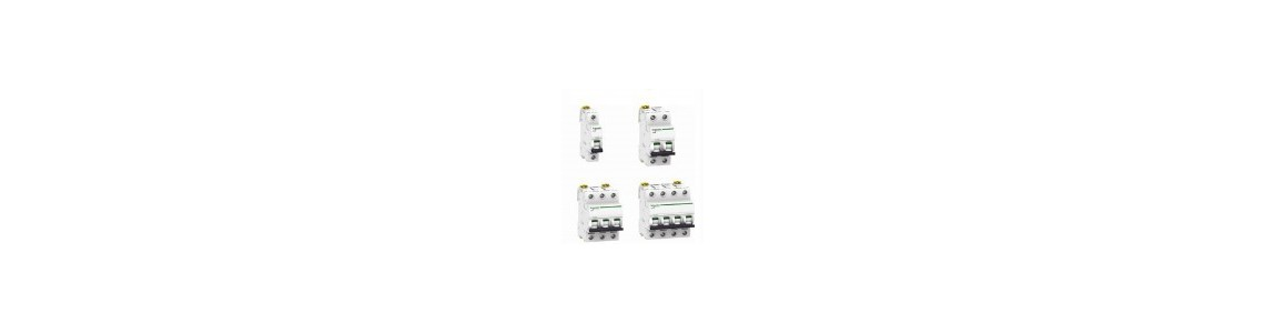 Disjoncteur IC60N, 10kA, Schneider Electric